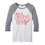 Christmas Break1