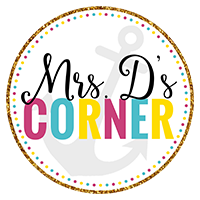 Mrs. D's Corner