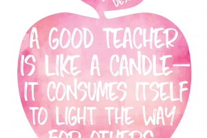 Freebie: Teacher Appreciation Printable
