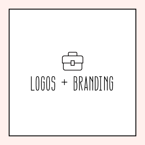 logos + branding