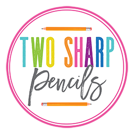 Two Sharp Pencils