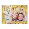 Golden Merry Card Front