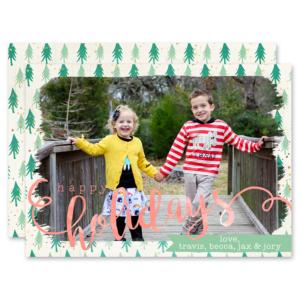 Holiday Happy Card