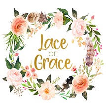 grab button for Lace of Grace
