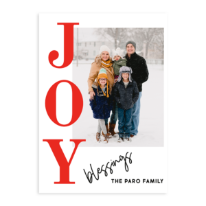 Modern Joy Front